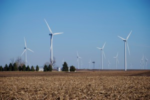 Could wind turbines be an alternative source of power?