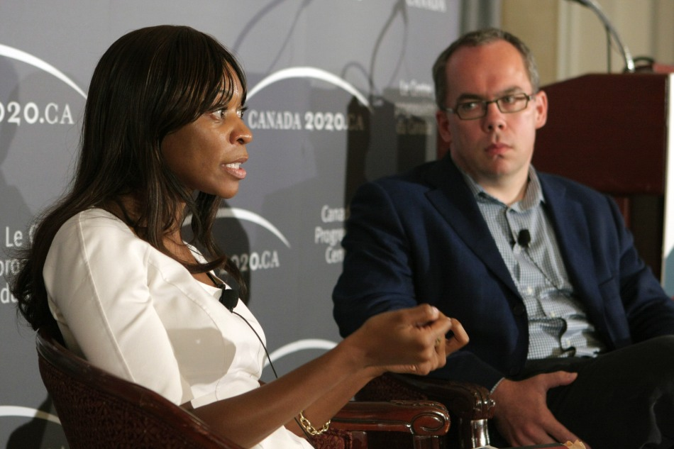 Ottawa, 8 September Ñ Dambisa Moyo, author of Dead Aid. Dambisa will argue for more innovative ways for Africa to finance development including trade with China, accessing the capital markets, and microfinance.