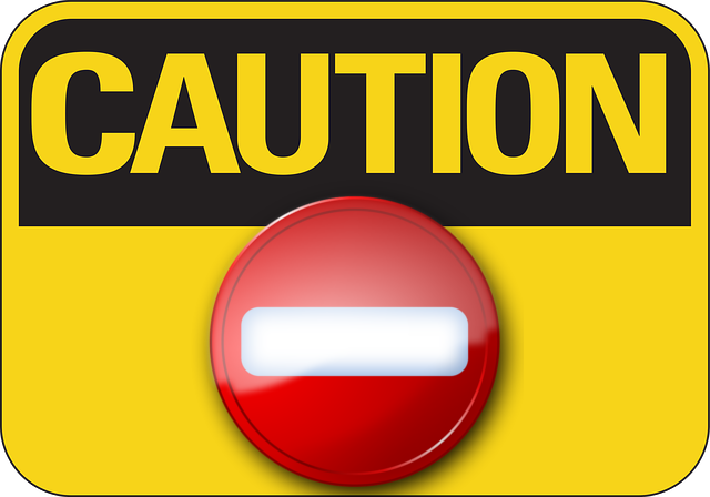 caution_ crooks about