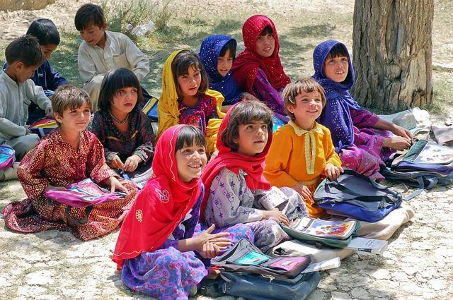 afghan-girls-muslims