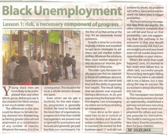Blck-employment