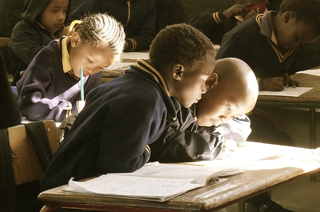 Students-Africa