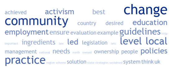 Community-led-Activism